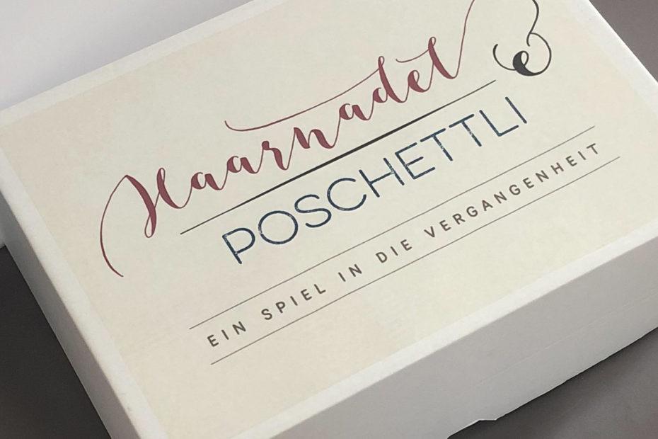 Die «Haarnadel & Poschettli» Box